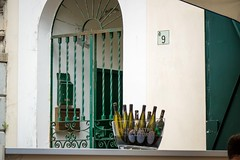 (Mickey Katz) Tags: old travel vacation italy building green beautiful beauty architecture vintage photo amazing gate europe italia arch wine champagne awesome entrance culture dramatic 9 tourist number alcohol breathtaking bestshot supershot flickrsbest amazingphoto abigfave anawesomeshot flickrlovers