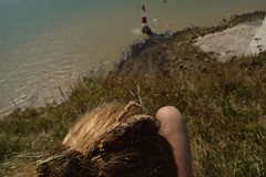 Beachyyy heeaaaad (Leticia Manosso) Tags: uk sea sisters brighton head side cliffs seven neahcy