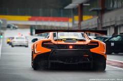 Mclaren 650S GT3 (Rmy | www.chtiphotocar.com) Tags: wet car rain race photo woking nikon track events bruce twin sigma racing turbo mclaren sprint circuit spa supercar v8 trackday lightroom curbstone gt3 francorchamps 650s worldcars
