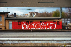 Bielefeld (Mark Griffith) Tags: vacation germany break springbreak trainstation bielefeld zeiss55mmf18 20150406dsc02726