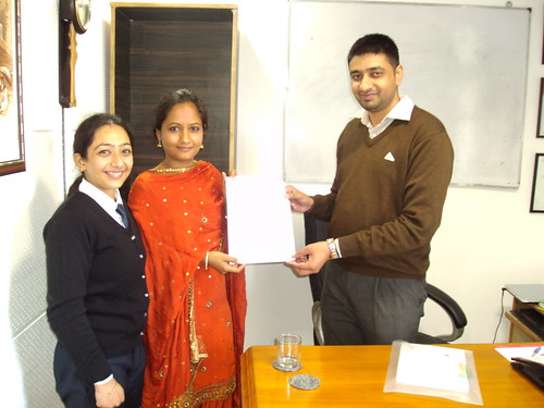 Pardeep Kaur got visa approved for studying Masters in Environment Science at Griffith University Australia