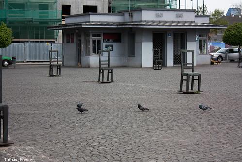 Place du ghetto