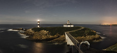 Isla Pancha (David.Pardo) Tags: lighthouse faro nightshot nocturna lugo islapancha illapancha galiciamar