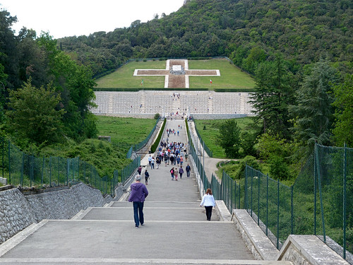 Monte Cassino - the Polish cemetery