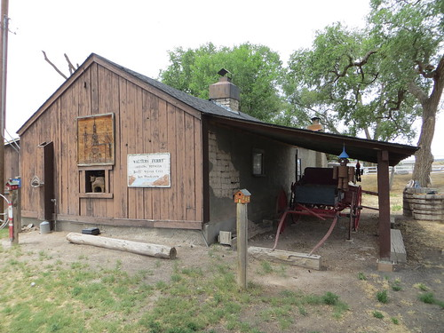 Walter's Ferry shed