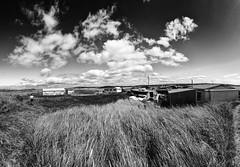 The Huts (Keith Grafton) Tags: panorama huts the