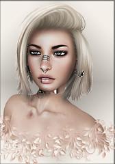 Stealthic-High-Life ([] Nieor Svir []) Tags: woman meshbodylara style lotd poetic maitreya fashion hair blogging sl secondlife logo meshhead alterego stealthic hairfair16