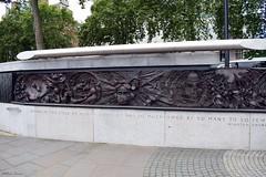 London 14th July 2016 (sirlordio) Tags: london stpauls routemaster warmemorial bombercommand buckinghampalace queenvictoria nelson themall churchill toweroflondon theshard