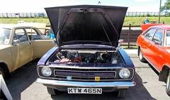 1974 MORRIS MARINA 1800 SUPER DELUXE ESTATE 1798cc KTW465N (Midlands Vehicle Photographer.) Tags: 1974 morris marina 1800 super deluxe estate 1798cc ktw465n