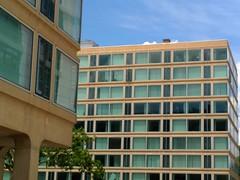 Washington, DC waterfront (Dan_DC) Tags: southwest washingtondc dc waterfront modernist residentialbuilding impeiarchitect