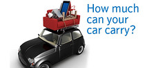 How Much Can Your Car Carry? (billp121) Tags: how much can your car carry