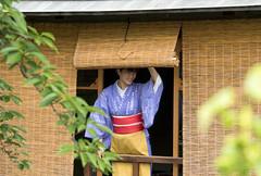 KIOTO JAPAN (DROSAN DEM im traveling with me camera AJUA) Tags: maiko geisha geiko japan japon kioto people