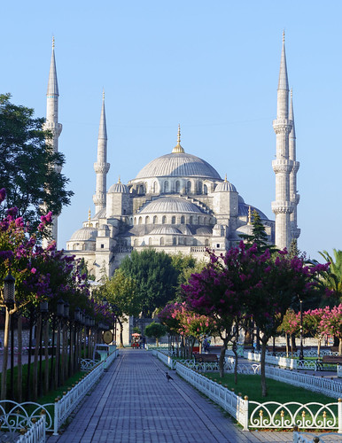 Thumbnail from Blue Mosque (Sultan Ahmet Camii)