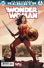 DC Universe Rebirth Wonder Woman 1 (Frank Cho cover) (FranMoff) Tags: sword wonderwoman shield rebirth frankcho cho dcuniverserebirth