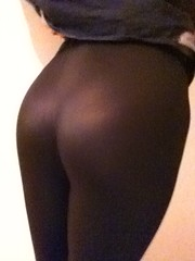 Foto 4 (3) (sara_cdgirl) Tags: crossdress crossdresser pantyhose string strumpfhose feet legs ass cd tv