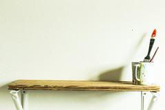(sonido en off) Tags: white paint minimalism minimalismo