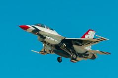 Thunderbird 4 Slot (SBGrad) Tags: 2016 80200mmf28dafs alr coronado d300s f16 lockheed nasni navalairstationnorthisland nikkor nikon thunderbirds usairforce aircraft airplane jet exif:isospeed=200 camera:model=nikond300s exif:model=nikond300s exif:make=nikoncorporation exif:aperture=80 exif:lens=8002000mmf28 exif:focallength=105mm camera:make=nikoncorporation