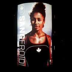 Jennifer Abel (Exile on Ontario St) Tags: jenniferabel olympic athlete diver plongeuse plongeon athlte olympique montral affiche poster ad advertising advertisement promotion montreal pub publicit sangfroid support encouragement canada canadian square squareformat woman sport jeuxderio riogames jeuxolympiques rio2016 olympicgames jeuxdt summergames jenifer riodejaneiro rio brazil olympiade olympics jeux games mdaille synchronized pretty good looking medalist jennifer abel sang froid