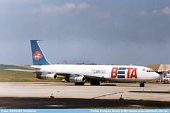 Beta Cargo - PP-BRI (Aviacaobrasil) Tags: betacargo boeing707 reinaldodeckleva