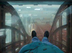 Blackpool Tower (Chris Dimond) Tags: 2016 blackpool blackpooltower glassfloor