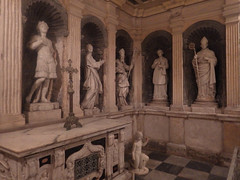 Statues 2 (Martin Lopatka) Tags: sardinia italy holiday vacation summer 2016 porto torres statues marble art carve sculpture