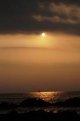 DSC09675 (Mrockdaimajin) Tags: sky sun sunset yokosuka miura kanagawa seascaps sony slta57 57  arasaki