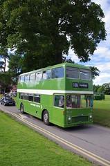 IMGP3886 (Steve Guess) Tags: park uk england bus vintage bristol coach vrt hampshire historic southern vectis gb alton anstey ecw watercressline hants midhants