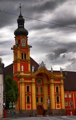 2016-07-16 (Gim) Tags: innsbruck stiftwilten stiftskirche alpes alps alpen alperna tirol tyrol sterreich autriche austria sterrike strig gim guillaumebavire