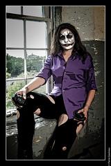 Joker - April Skyee (Pierre Gautreau) Tags: joker gothamcity villains dccomics