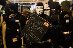 Ato Pela Educação_06.07.16 _Foto AF Rodrigues_23 copy (AF Rodrigues) Tags: atopelaeducação ato educação manifestação manifesto riodejaneiro rio rj brasil brazil br blackblock