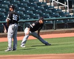 Tyler Saladino (jkstrapme 2) Tags: baseball jock cup bulge crotch