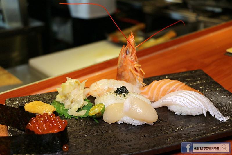 大咬和食商社六張犁通化日本料理056