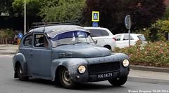 Volvo PV544 1962 (XBXG) Tags: hx1473 volvo pv544 1962 volvopv544 kattenrug katterug overveen nederland holland netherlands paysbas vintage old classic swedish car auto automobile voiture ancienne suédoise sweden sverige zweden suède zweeds