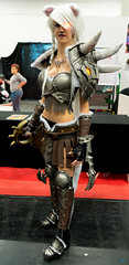 Gamescom 2016 Cosplay, Raubstoerchlein Cosplay​