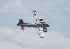 B-17 Flying Fortress (jbwolffiv) Tags: wwii flyingfortress b17 midatlanticairmuseum warbird