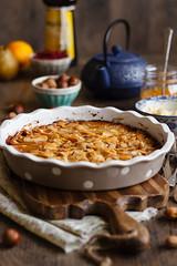 IMG_2727_exp (Helena / Rico sin Azcar) Tags: frutossecos almond pear pera frangipane tarta cake