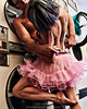 Love in the Laundromat (landbergmary) Tags: marylandberg conceptualphotography conceptualportrait portrait laundromat love truelove pinktutu lovers