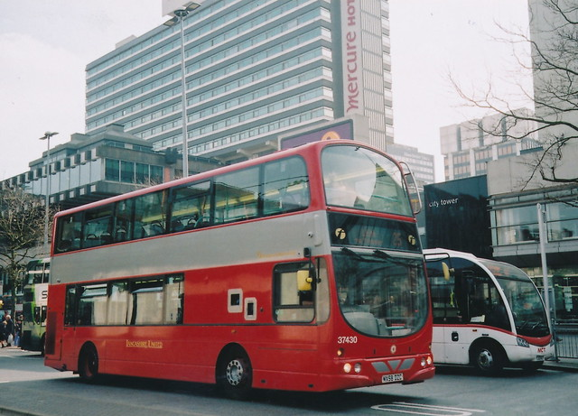 UK - Manchester bus