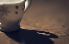 In Your Shadow 103/365 (Watermarq Design) Tags: shadow macro tea teacup hmm 365project macromondays
