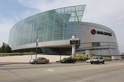 Bok Center, Tulsa, Oklahoma by TexasExplorer98, on Flickr