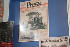 The end of Marceline's Railroading era. August 1991 last crew stops in Marceline.