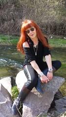 Frühling gewinnt an Tempo (saahiradancer) Tags: priska schwarzwald freizeit frühling sonnenschein schopfheim nieke bauchtanz saahira