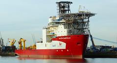SAPURA ESMERALDA (kees torn) Tags: rotterdam offshore tugs far ahts seadrill farsapphire heysehaven sapuranix sapuraesmeralda