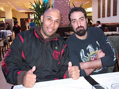 Seminario Juquinha 2011 en Gimnasio Black Belt-Getxo Organizado por Cleyton Bastos