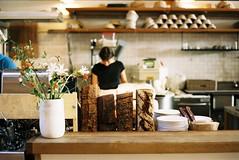 the mill (oceanerin) Tags: sanfrancisco leica coffee zeiss kodak toast bakery portra m6 planar themill