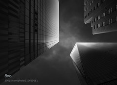 One WTC - NYC (muriloals) Tags: new york city digital one joel wtc transitions phaseone achromatic 500px tjintjelaar ifttt iq260