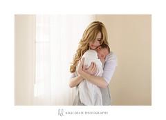 Mom with newborn baby (kellidease) Tags: light baby mom nikon natural photos connecticut newborn airy kdp newbornbaby connecticutphotographers connecticutnewbornphotographer kellidease newbornphotographersinct
