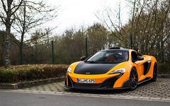 Carbon Overload. (Alex Penfold) Tags: mclaren 675lt 675 lt orange supercars supercar super car cars autos carbon germany nurburgring 2016 alex penfold