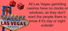 Clever (PuzzleCubes) Tags: windows night interesting day lasvegas deception trick trap clocks casinos clever facts funfact puzzlecubesworld