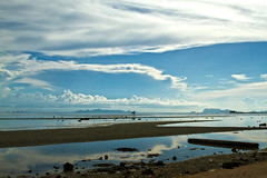 BAN MAKHAM     Koh Samui, Thailand (ernesto teruya) Tags: kohsamui clouds thailand sea